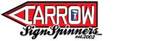 AArrow Sign Spinners | Home Of AArrow Sign Spinners